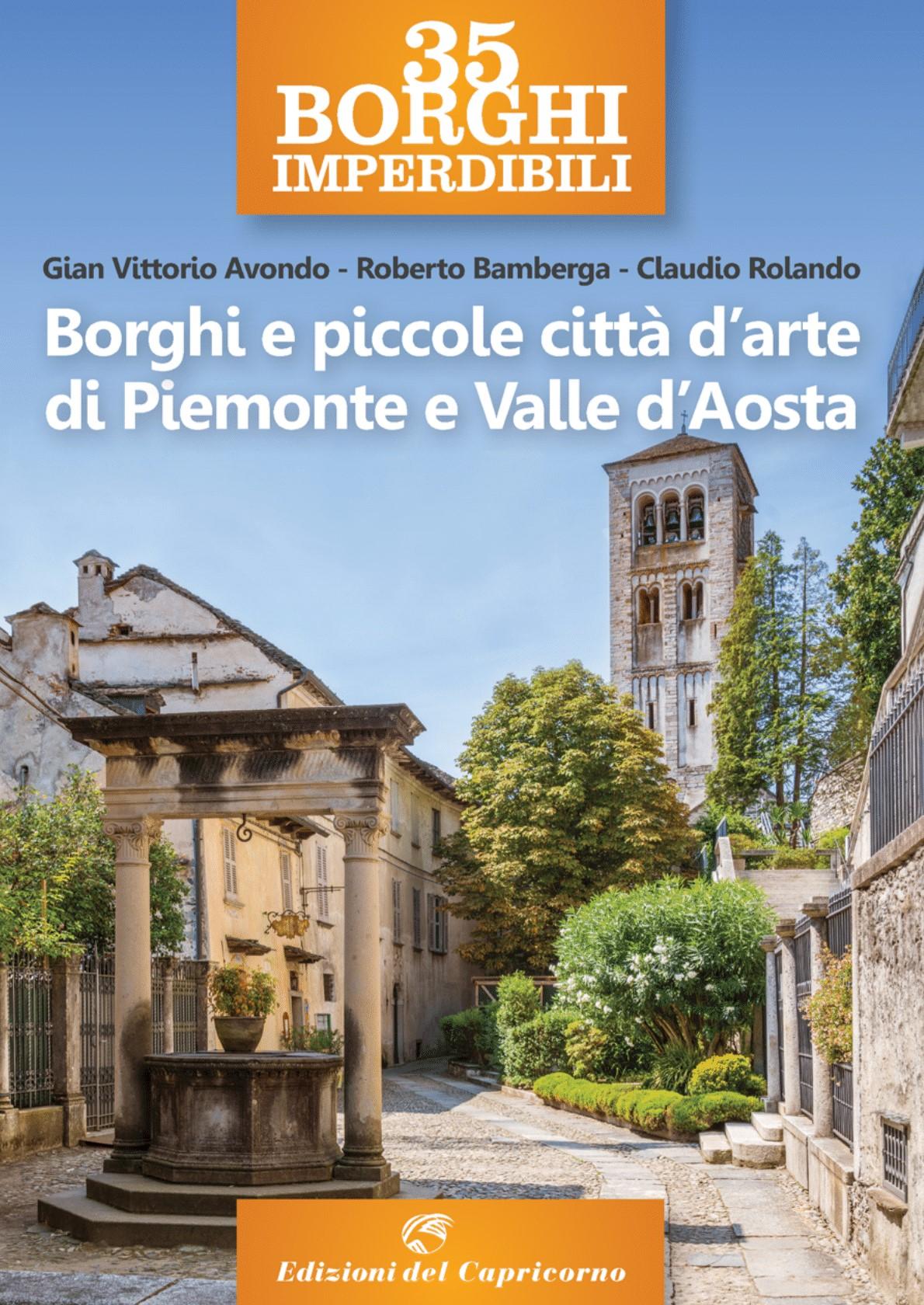 Borghi e piccole città d'arte del Piemonte e Valle d'Aosta