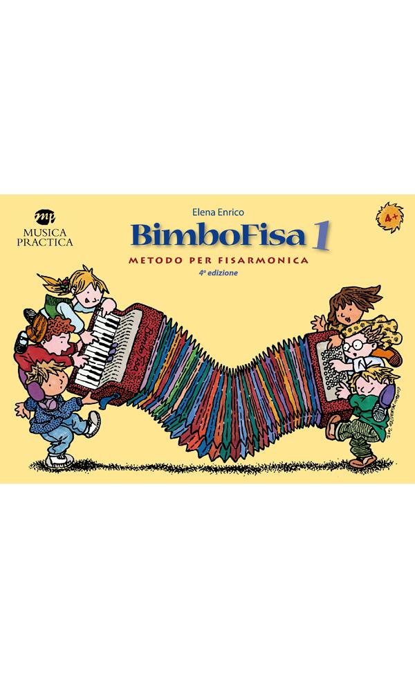 """Bimbofisa 1"" Metodo per fisarmonica di Elena Enrico"